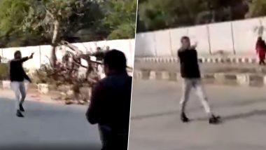 दिल्ली: जामिया में युवक ने की फायरिंग, 1 शख्स घायल- पुलिस ने किया गिरफ्तार