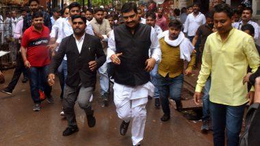 उत्तर प्रदेश: रेप के आरोपी BSP सांसद अतुल कुमार सिंह ने लोकसभा में शपथ ली