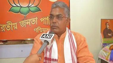 West Bengal: बीजेपी प्रदेश अध्यक्ष दिलीप घोष 24 घंटे नहीं कर सकेंगे चुनाव प्रचार, आचार संहिता उल्लंघन मामले में  EC ने लगाई रोक