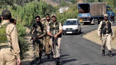 जम्मू-कश्मीर: कुलगाम में हिजबुल और लश्कर के दो आतंकियों के साथ सीनियर पुलिस अधिकारी गिरफ्तार, कार से आ रहे थे दिल्ली