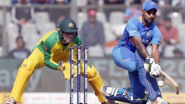 Live Cricket Streaming and Score India vs Australia 2nd ODI Match: भारत बनाम ऑस्ट्रेलिया 2020 के दूसरे वनडे मैच को आप Star Sports पर देख सकते हैं लाइव