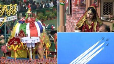Republic Day 2020: राजपथ से दुनिया ने देखी भारत की ताकत और समृद्ध संस्कृति की झलक, जमीन से लेकर आसमान तक दिखा अद्भुत रोमांच