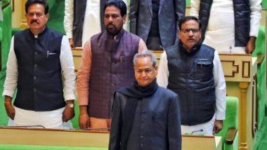 केरल और पंजाब के बाद राजस्थान विधानसभा में भी पास हुआ CAA के खिलाफ प्रस्ताव