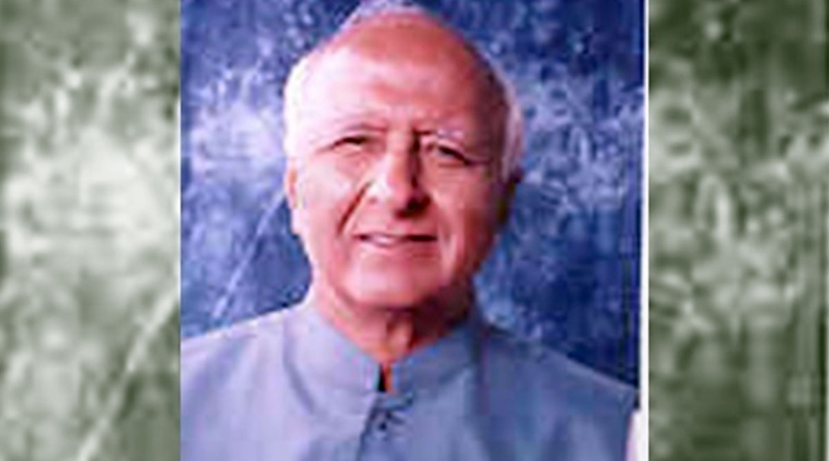 रणदीप सुरजेवाला के पिता और वरिष्ठ नेता शमशेर सिंह का निधन, एम्स में ली आखिरी सांस