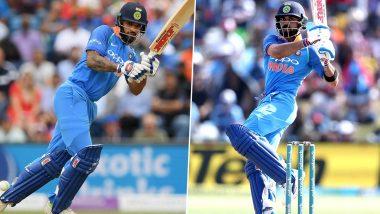 Ind vs Aus 2nd ODI 2020: भारतीय बल्लेबाजों की आतिशी बल्लेबाजी, ऑस्ट्रेलिया को दिया 341 रन का लक्ष्य