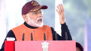 NCC के कार्यक्रम में प्रधानमंत्री मोदी ने दी पाक को चेतावनी, कहा- तीन बार हरा चुके हैं, फिर एक बार धूल चटाने में लगेंगे सिर्फ 10 दिन
