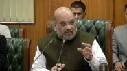 जाफराबाद हिंसा: गृहमंत्री शाह अमित शाह ने दिल्ली में बुलाई आपात बैठक