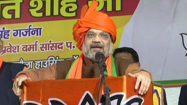 दिल्ली विधानसभा चुनाव 2020: अमित शाह का अरविंद केजरीवाल पर बड़ा हमला, कहा-अन्ना हजारे की बदौलत मुख्यमंत्रीबने, लेकिन लोकपाल भूल गए