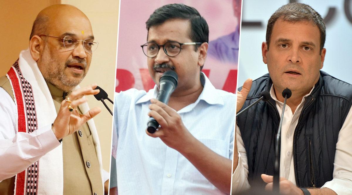 दिल्ली विधानसभा चुनाव 2020: बीजेपी- AAP में घमासान, मैदान से गायब दिख रहे है कांग्रेस के नेता ?