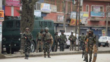 जम्मू-कश्मीरः श्रीनगर के कावडारा इलाके में ग्रेनेड हमला, CRPF बंकर को निशाना बनाने की आतंकियों की कोशिश नाकाम- सेना का तलाशी अभियान जारी