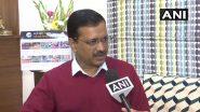 दिल्ली विधानसभा चुनाव 2020: अरविंद केजरीवाल रोड शो के दौरान बोले- 5 साल के काम पर चुनाव लड़ रहे हैं