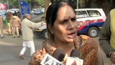 निर्भया केस: पीड़िता की मां आशा देवी ने कहा- मौजूदा कानून व्यवस्था दोषियों को सर्पोट कर रही है