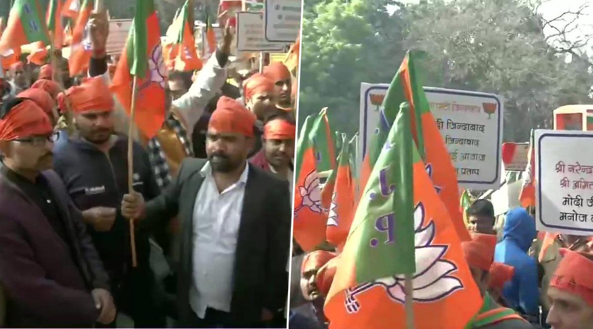 आईएएनएस- सीवोटर एग्जिट पोल: BJP की स्थिति पिछली बार से बेहतर, लेकिन सत्ता से दूर