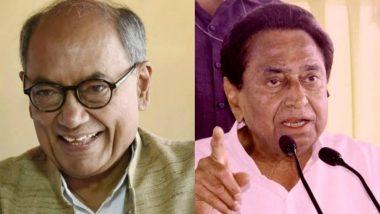 कांग्रेस नेता दिग्विजय सिंह ने सीएम कमलनाथ की तारीफ की- बताया 'सिंघम चीफ मिनिस्टर