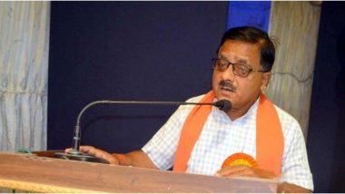 यूपी: CAA के विरोध में उतरे बीजेपी विधायक राधा मोहन दास अग्रवाल, कहा- उनके निर्वाचन क्षेत्र से किसी मुसलमान को देश से निकाला गया तो दे दूंगा इस्तीफा