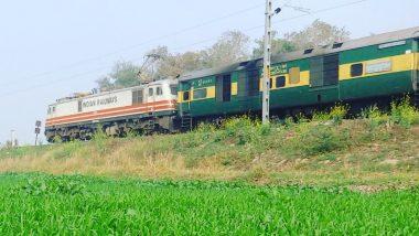 बड़ा रेल हादसा टला, गरीबरथ एक्सप्रेस दीनदयाल उपाध्याय जंक्शन के पास पटरी से उतरी- बाल बाल बचे सैकड़ों यात्री