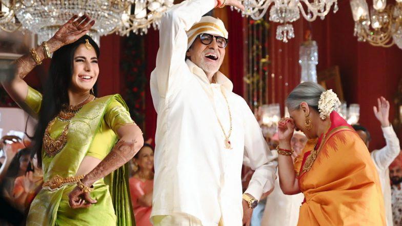 अमिताभ और जया बच्चन संग कैटरीना कैफ ने किया जमकर डांस, एड शूट की तस्वीरें आई सामने