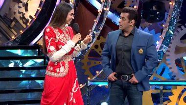 Bigg Boss 13 Weekend Ka Vaar: सलमान खान ने दीपिका पादुकोण के साथ खेला मजेदार गेम, मिलकर किया डांस, देखें Video