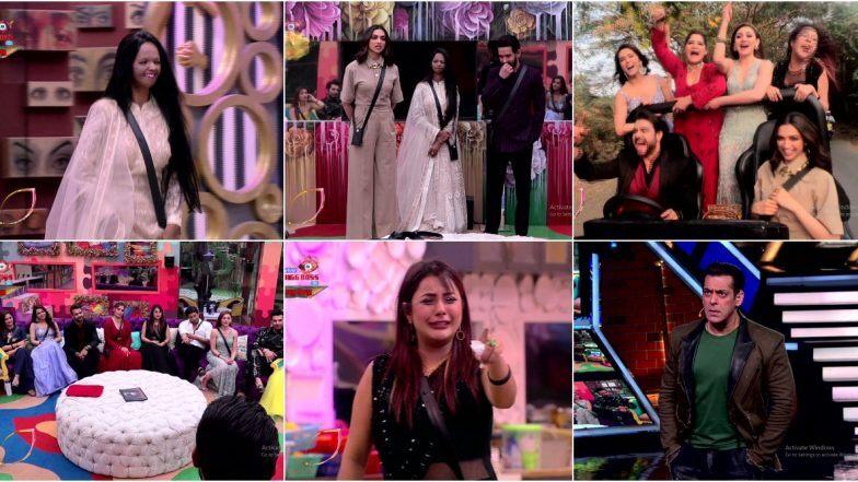 Bigg Boss 13 Weekend Ka Vaar Highlights: दीपिका पादुकोण ने घर में की एंट्री तो शहनाज पर भड़के सलमान खान