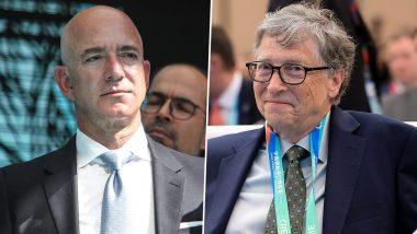 1 जनवरी 2020 तक दुनिया के सबसे अमीर व्यक्तियों की लिस्ट में जेफ बेजोस ने मारी बाजी, बिल गेट्स दूसरे पायदान पर, जानें इस लिस्ट में मुकेश अंबानी का नंबर