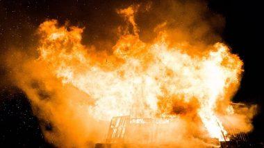 गुजरात: वडोदरा की एम्स आक्सीजन कंपनी में ब्लास्ट, 6 की मौत- कई घायल