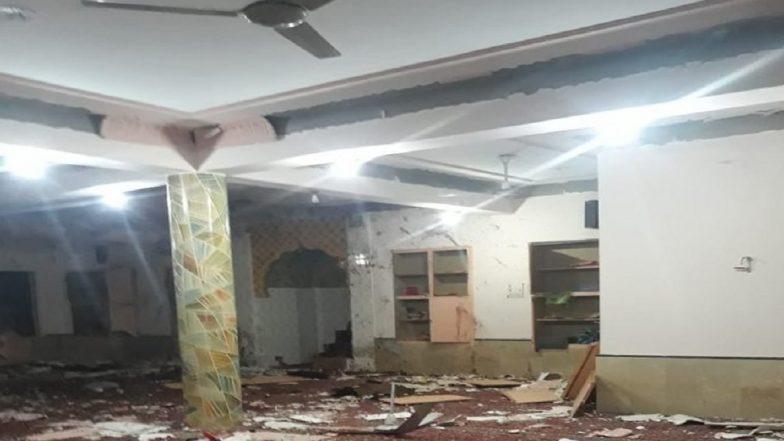 पाकिस्तान: बलूचिस्तान के क्वेटा में जुमे की नमाज के दौरान मस्जिद में ब्लास्ट, 15 की मौत; 16 घायल