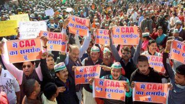 उत्तर प्रदेश: लखनऊ घंटाघर में सीएए विरोधी प्रदर्शन को एक महीना पूरा हुआ