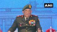 चीन के साथ गतिरोध पर बोले CDS जनरल बिपिन रावत- भारत किसी भी दबाव के आगे नहीं झुकेगा