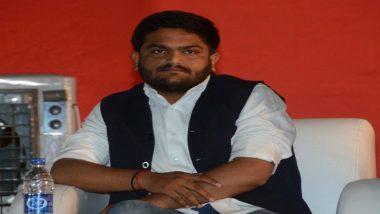 गुजरात पुलिस ने हार्दिक पटेल को किया गिरफ्तार, राजद्रोह मामले में कोर्ट ने जारी किया था गैर जमानती वारंट