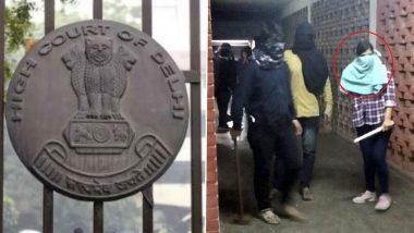 JNU हिंसा: हाईकोर्ट ने पुलिस, वॉट्सऐप और गूगल को जारी किया नोटिस, कहा-5 जनवरी का डाटा सुरक्षित रखें