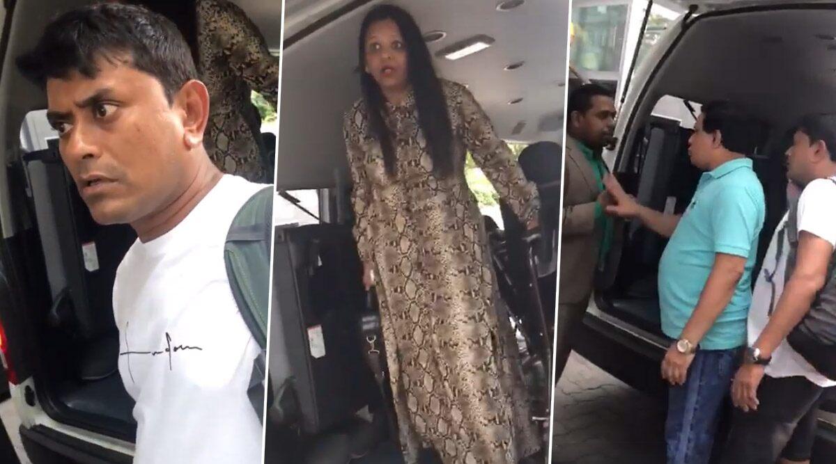 सिंगापुर: ज्यादा सामान साथ ले जाने पर भारतीय पर्यटकों और बस चालक के बीच हुई गरमा-गरम बहस, वीडियो हुआ वायरल