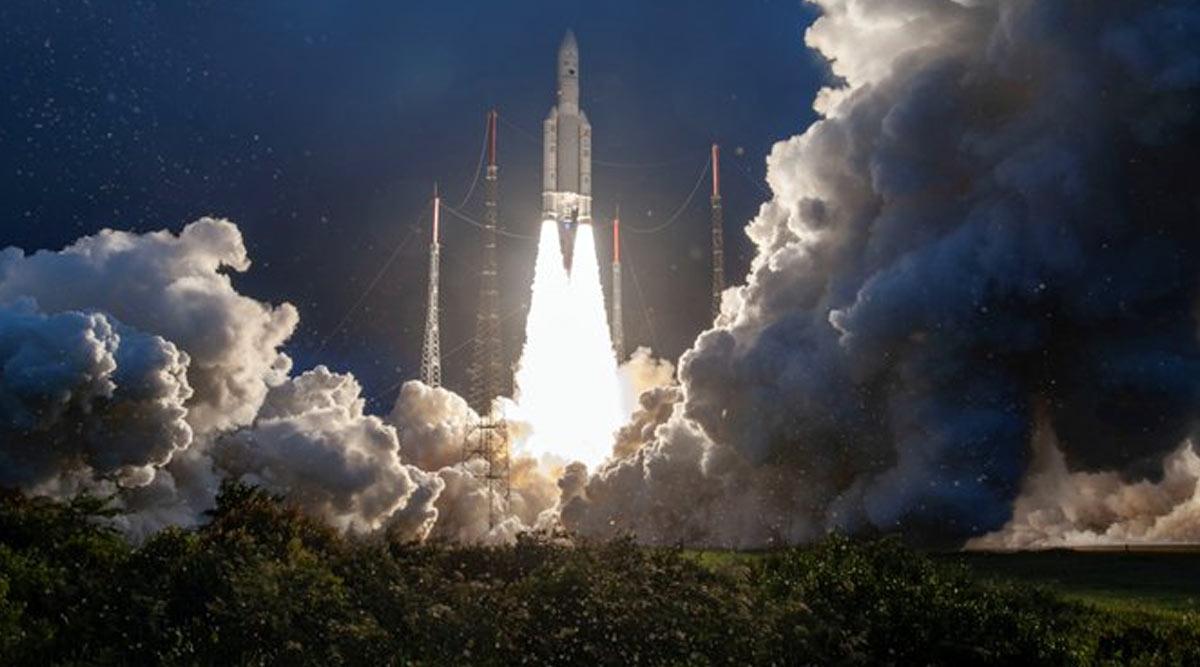 इसरो ने GSAT-30 उपग्रह का सफलतापूर्वक किया प्रक्षेपण