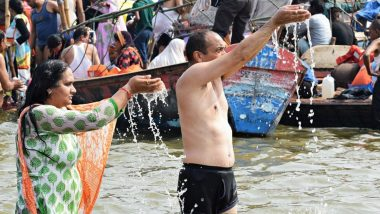 Ganga Saptami 2021: आज है गंगा सप्तमी? जानें मोक्षदायिनी माँ गंगा का महात्म्य, पूजा विधि एवं मंत्र!