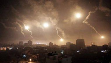 Iran Attacks: ईरान ने अमेरिका पर किया पलटवार, अमेरिकी सेना के बेस पर दागी कई बैलिस्टिक मिसाइलें