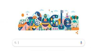 India Republic Day 2020: भारत के गणतंत्र दिवस पर Google ने ख़ास Doodle बनाकर किया सेलिब्रेट