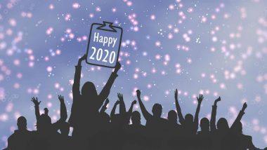 New Year's Day 2020: नए साल के पहले दिन इन Greetings को HD Wallpapers, WhatsApp Stickers, और Hike GIFs के जरिए भेजकर दें शुभकामनाएं