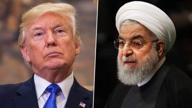 Iran Attacks: ईरान के हमलें के बाद डोनाल्ड ट्रंप ने दी पहली प्रतिक्रिया, फिर तेहरान को धमकाया
