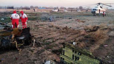 यूक्रेन इंटरनेशनल एयरलाइंस के बोइंग 737 क्रेश मामले में  जांचकर्ताओं ने किया बड़ा खुलासा