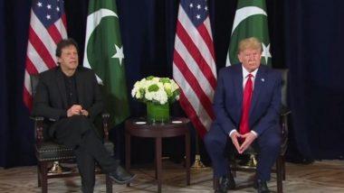 दावोस में डोनाल्ड ट्रंप ने की इमरान खान से मुलाकात, कहा-कश्मीर मसले को लेकरभारत-पाकिस्तानकी मदद करने कोतैयार