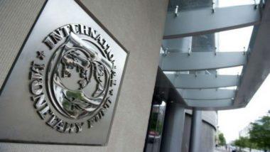 आर्थिक मोर्चे पर फिर झटका! भारत के जीडीपी ग्रोथ में IMF ने की भारी कटौती, महज 4.8 फीसदी रहने का अनुमान