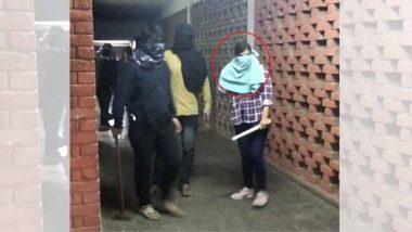 JNU हिंसा: छात्रों पर हमला करने वाली नकाबपोश महिला है ABVP से जुड़ी कोमल शर्मा, दिल्ली पुलिस ने की पहचान