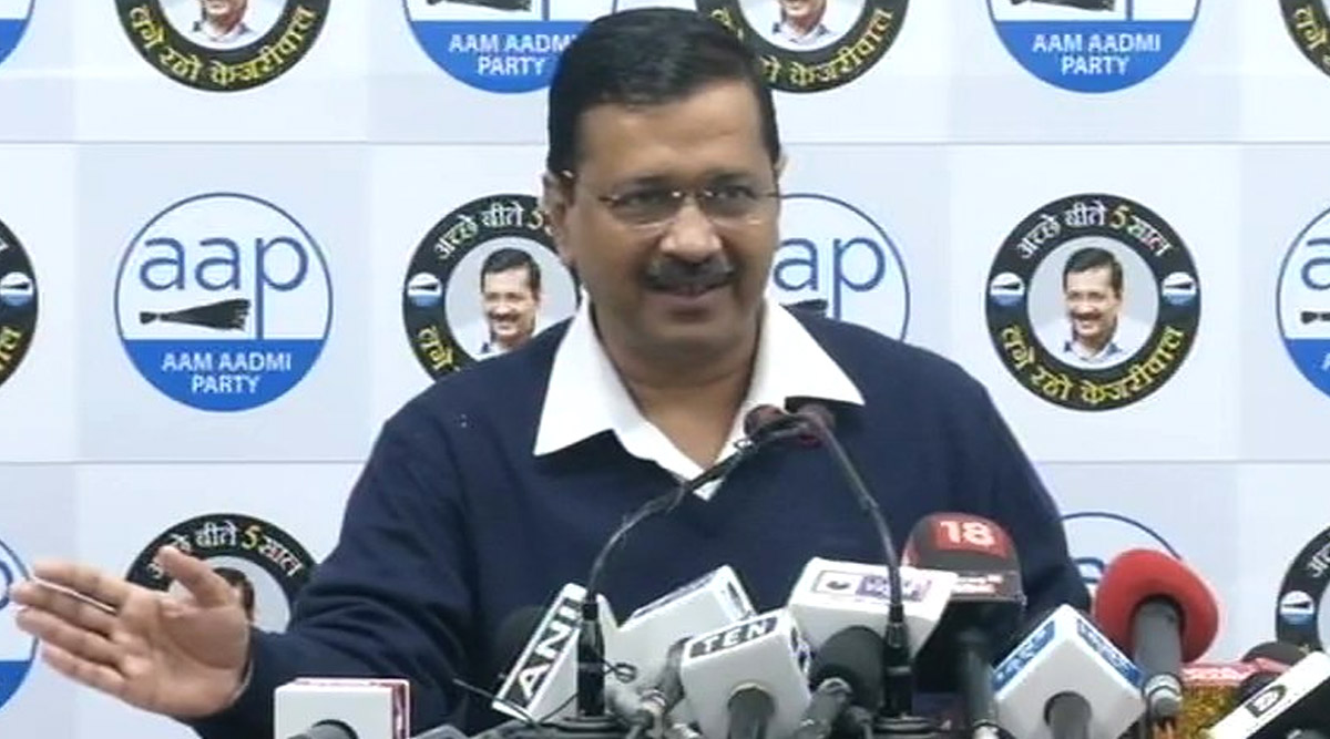 दिल्ली विधानसभा चुनाव 2020: केजरीवाल का शाह पर पलटवार, कहा- सिर्फ वाईफाई नहीं बल्कि बैटरी चार्जिग भी फ्री है