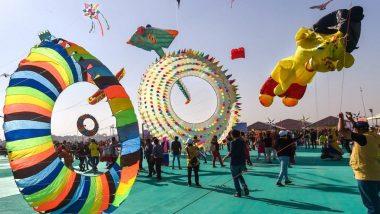 International Kite Festival 2020: गुजरात के अहमदाबाद में 7-14 जनवरी तक मनाया जाएगा अंतरराष्ट्रीय पतंग महोत्सव, जानें इसका इतिहास, महत्व और पूरा शेड्यूल