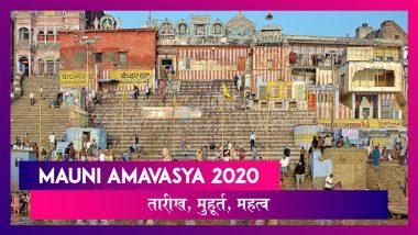 Mauni Amavasya 2020: तारीख, शुभ मुहूर्त, महत्व, विधि