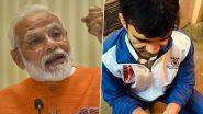 पहलवान वीरेंद्र सिंह ने पीएम मोदी को शादी का कार्ड भेज की शादी में आने की अपील, नागपुर की अनाथ गूंगी लड़की से कर रहे है शादी