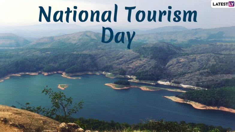 National Tourism Day 2020: 'अतुल्य भारत' जिसे निहारने की चाहत हर पर्यटक की दिली ख्वाहिश! जानें क्यों मनाते हैं राष्ट्रीय पर्यटन दिवस!