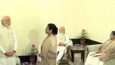 Cyclone Amphan: प्रधानमंत्री नरेंद्र मोदी शुक्रवार को करेंगे चक्रवाती तूफान 'अम्फान' प्रभावित बंगाल का दौरा, CM ममता बनर्जी ने की थी अपील