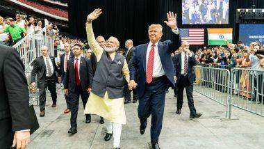 अमेरिकी राष्ट्रपति डोनाल्ड ट्रंप का फरवरी में भारत दौरा, अहमदबाद में होगा  'हाउडी मोदी' जैसे शानदार कार्यक्रम का आयोजन