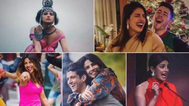प्रियंका चोपड़ा ने साल 2019 के सफर को कैमरे में किया कैद, शेयर किया खास वीडियो