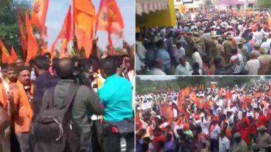 कर्नाटक में डीके शिवकुमार बनवा रहे हैं जीसस क्राइस्ट की 114 फीट ऊंची मूर्ति, BJP-RSS ने किया विरोध